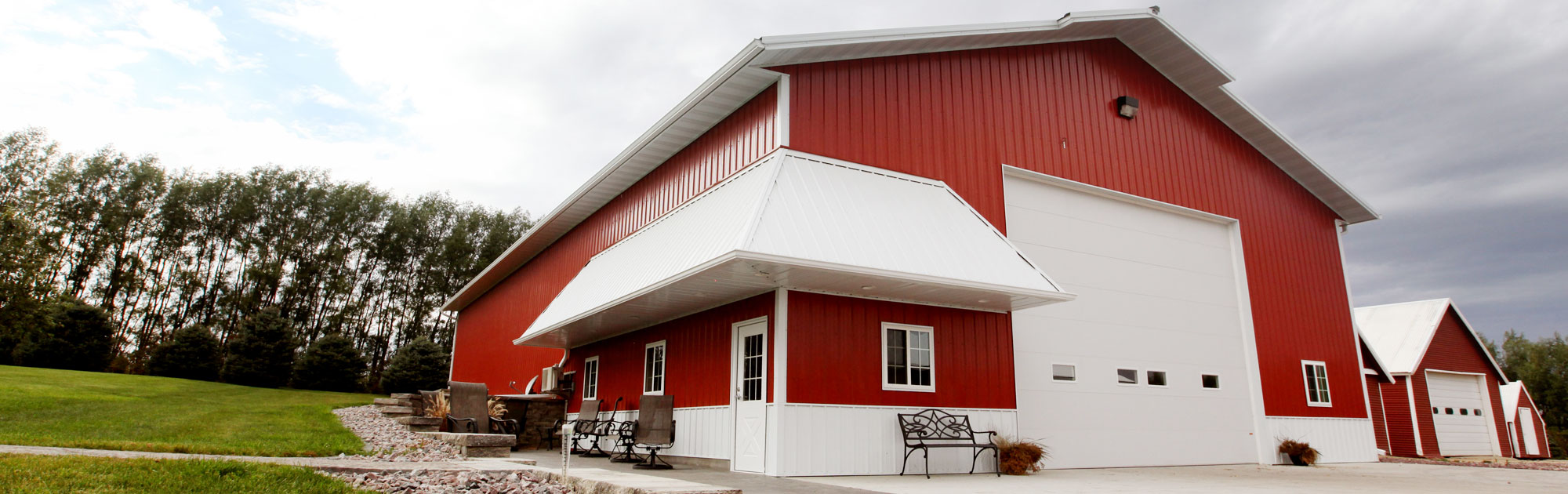 hoppe construction pole barns panel buildings hog buildings